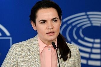 Бывший кандидат в президенты Белоруссии Светлана Тихановская