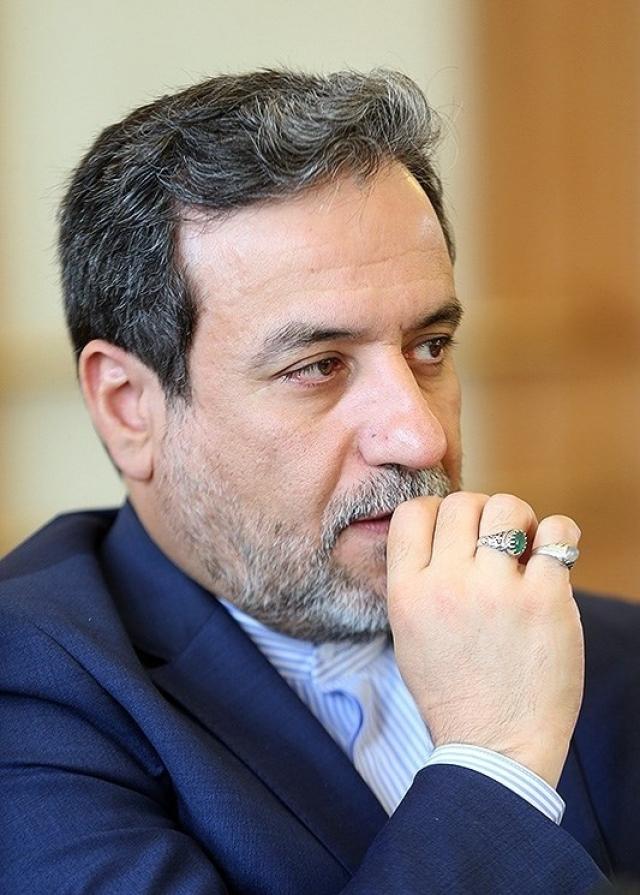 Iranian Deputy Foreign Minister Abbas Erakchi