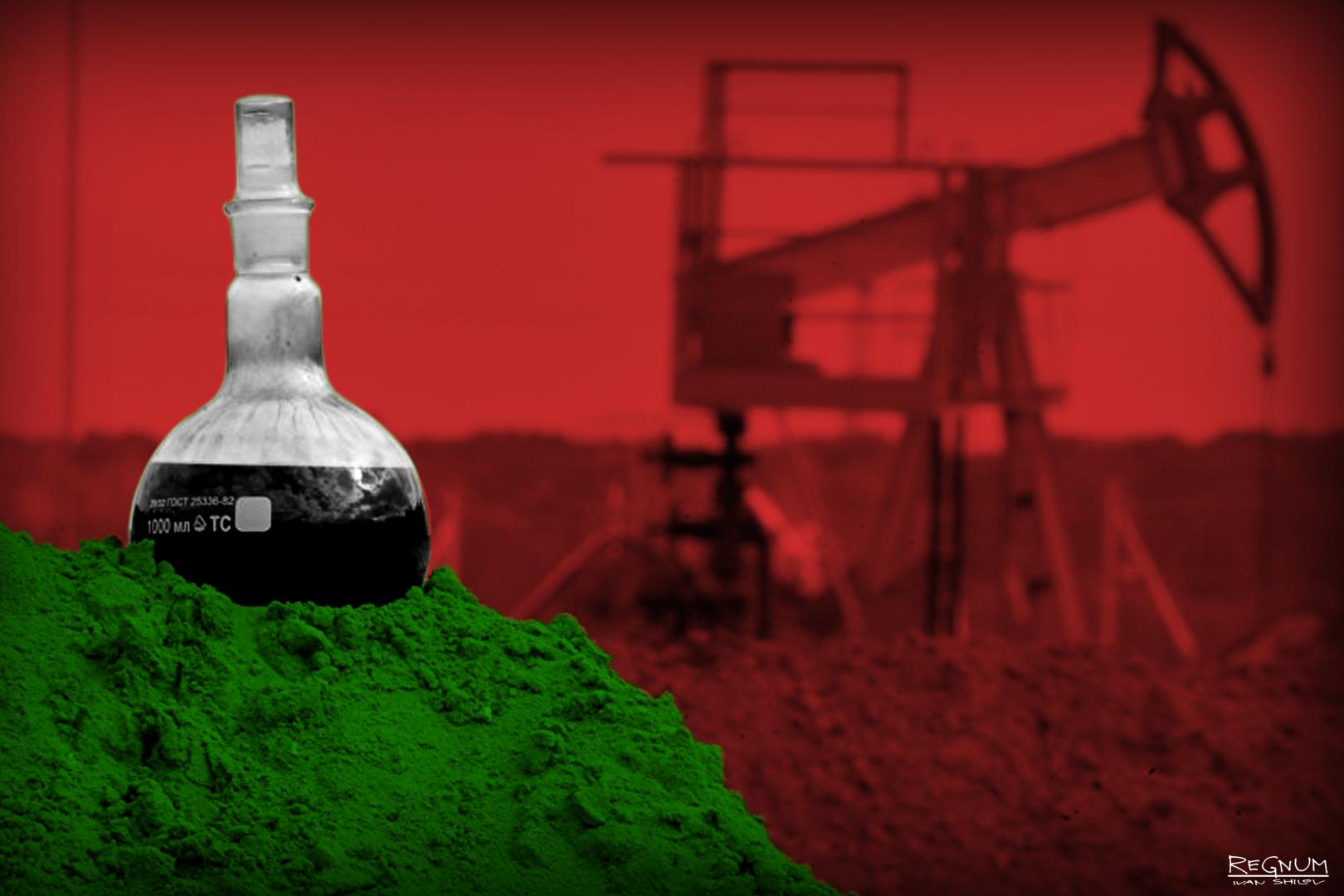 Рынок нефти занял выжидательную позицию