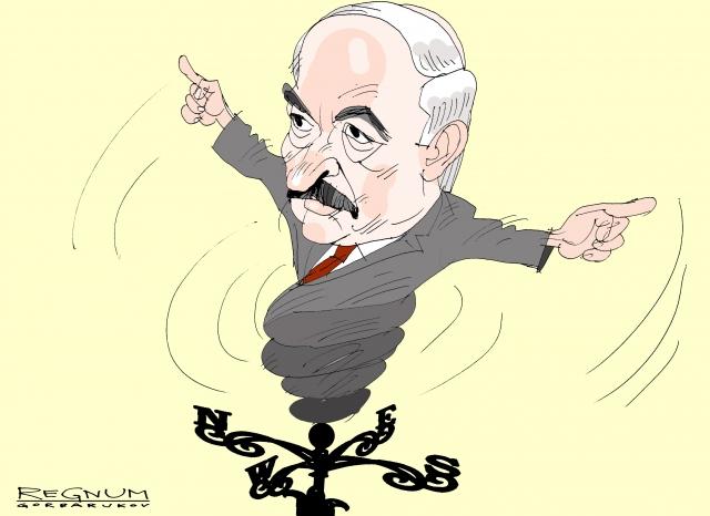 Многовекторный Лукашенко