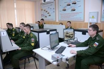 Работа военного педагога