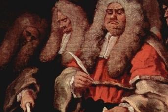 Хогард Уильям. Суд. 1758