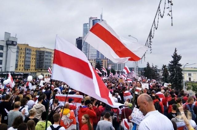 Идеологическое банкротство режима Лукашенко ведёт к господству национализма