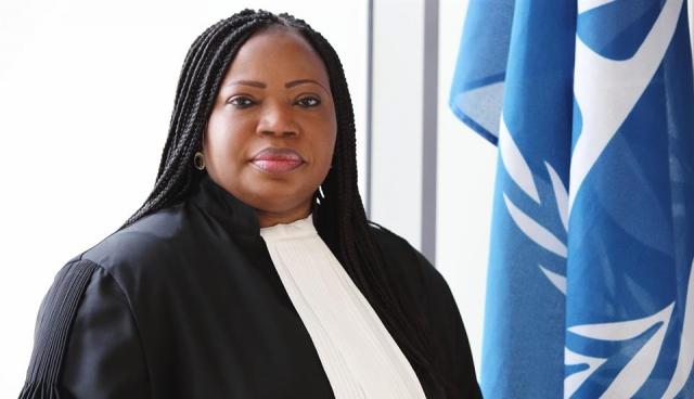 Прокурор Международного уголовного суда. Фату Бенсуда