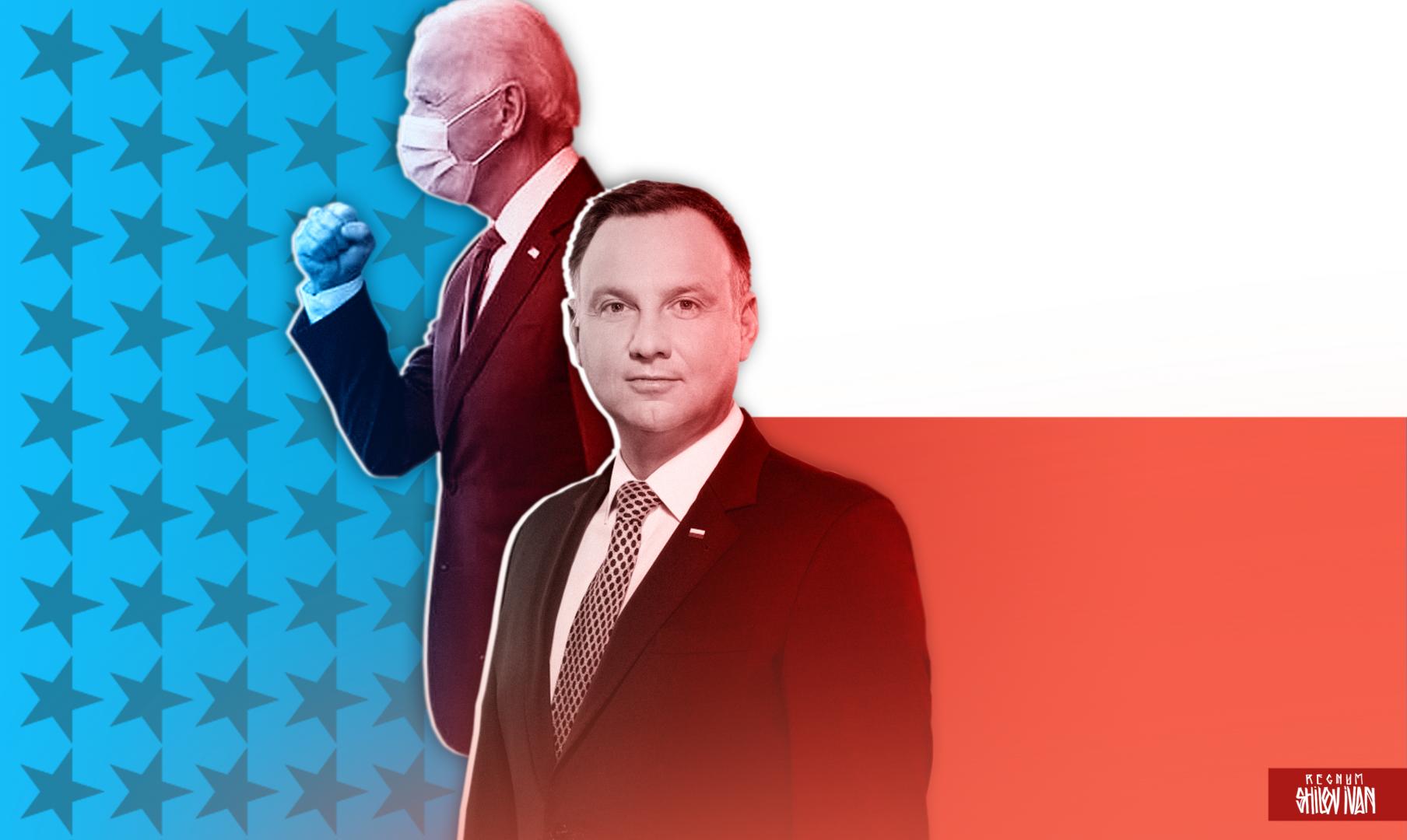 Варшава выдает политические авансы администрации Байдена