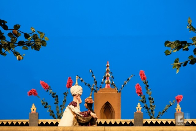 Спектакль «Волшебная лампа Аладдина»