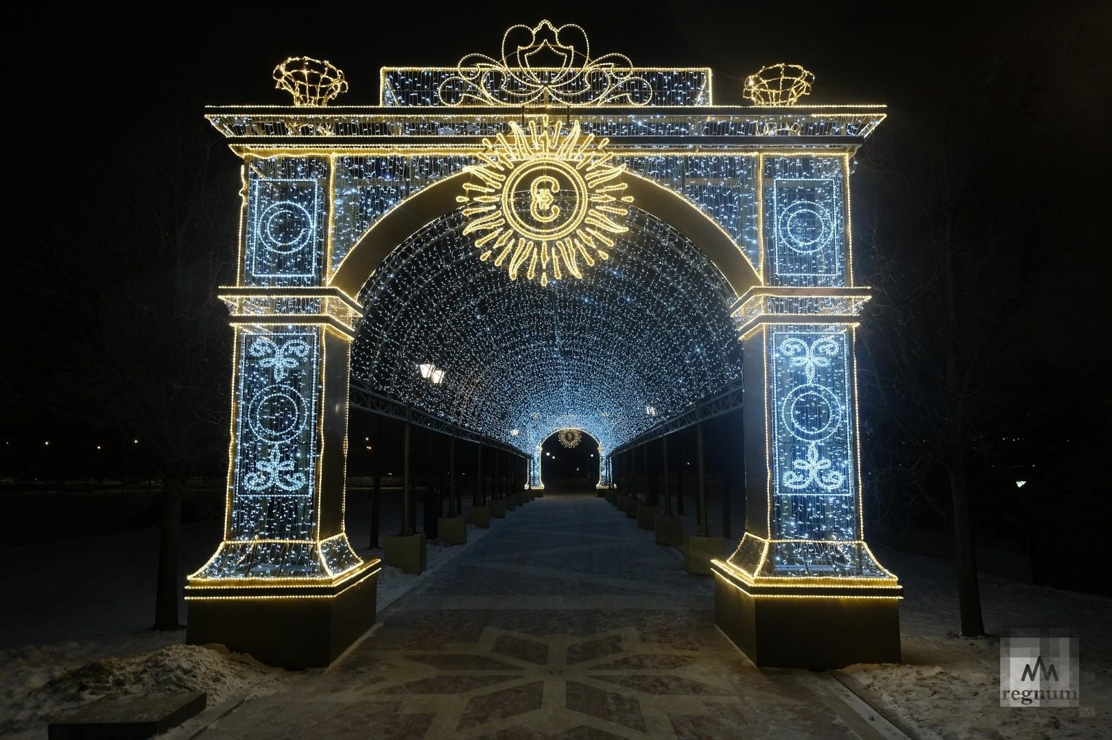 Москва заканчивает последние приготовления к празднованию Нового, 2021 года