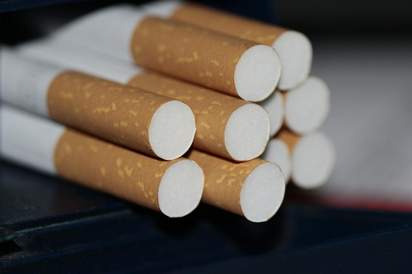 табачных изделий россии