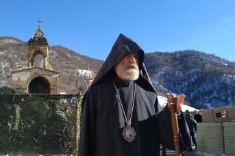 Архиепископ Паргев Мартиросян