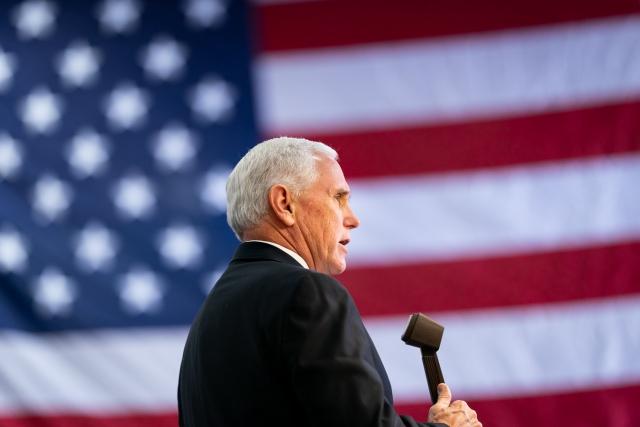 Пенс поддержал намерение республиканцев оспорить результаты выборов