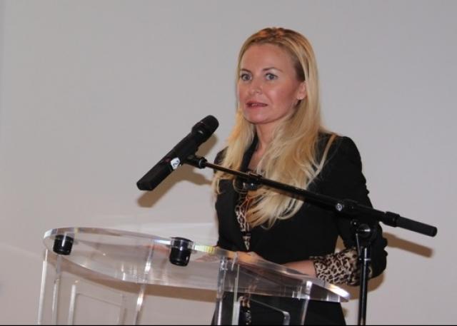 Министр Екатерина Котова