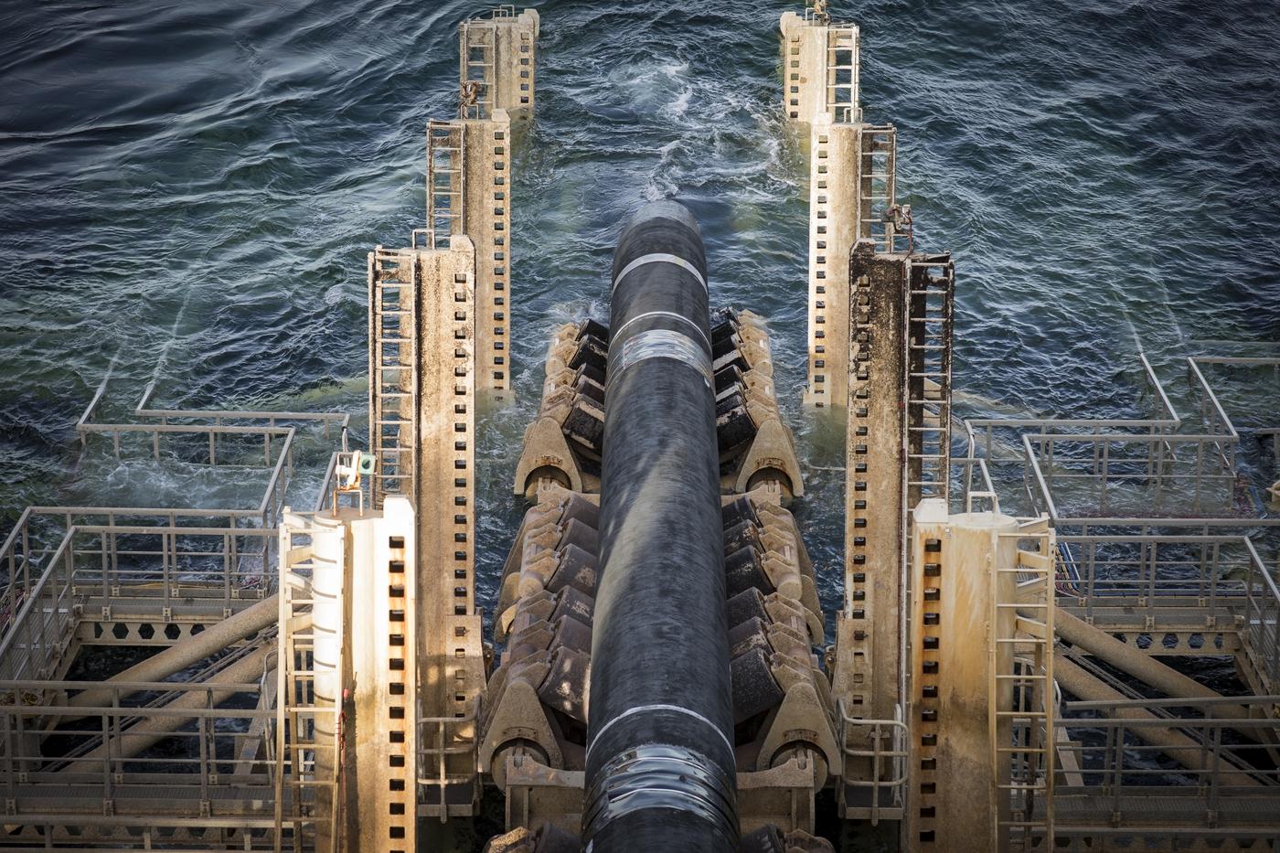 Госдеп пригрозил европейским компаниям санкциями из-за Nord Stream 2