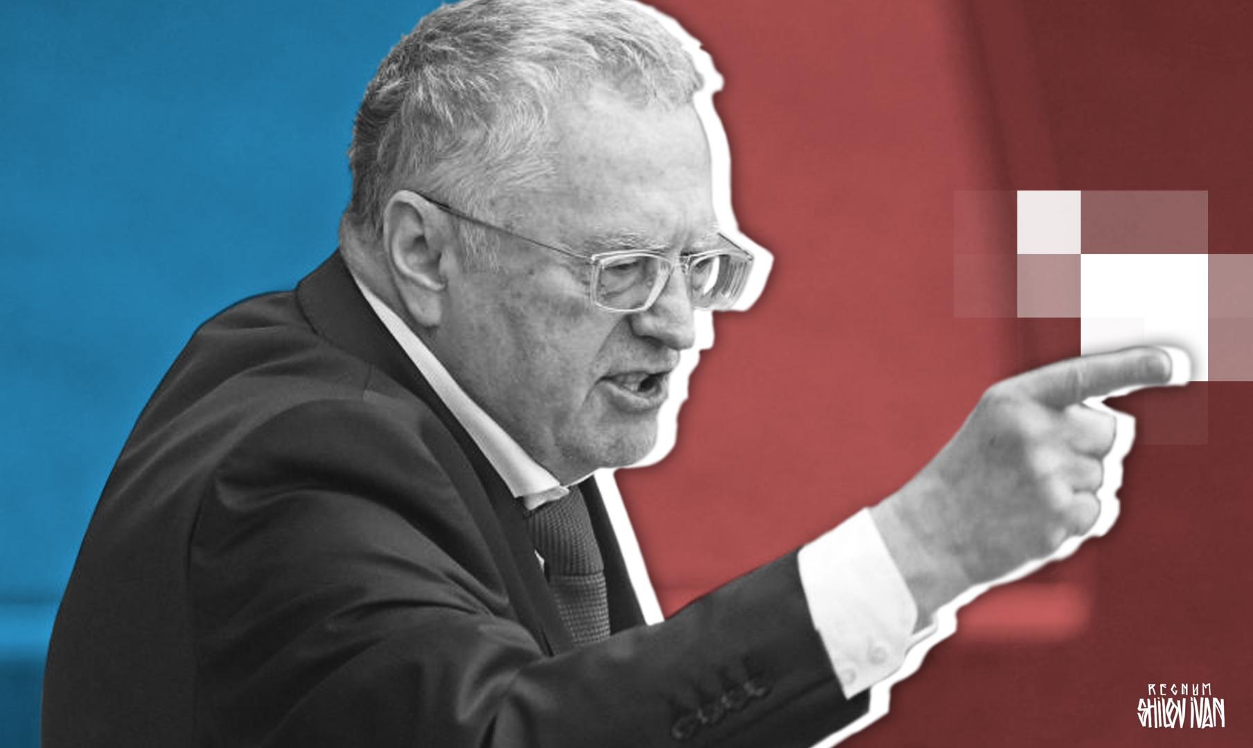 Жириновский оправдал цензуру и коррупцию