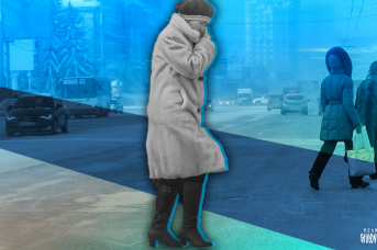 Мороз. Иван Шилов (с) ИА REGNUM