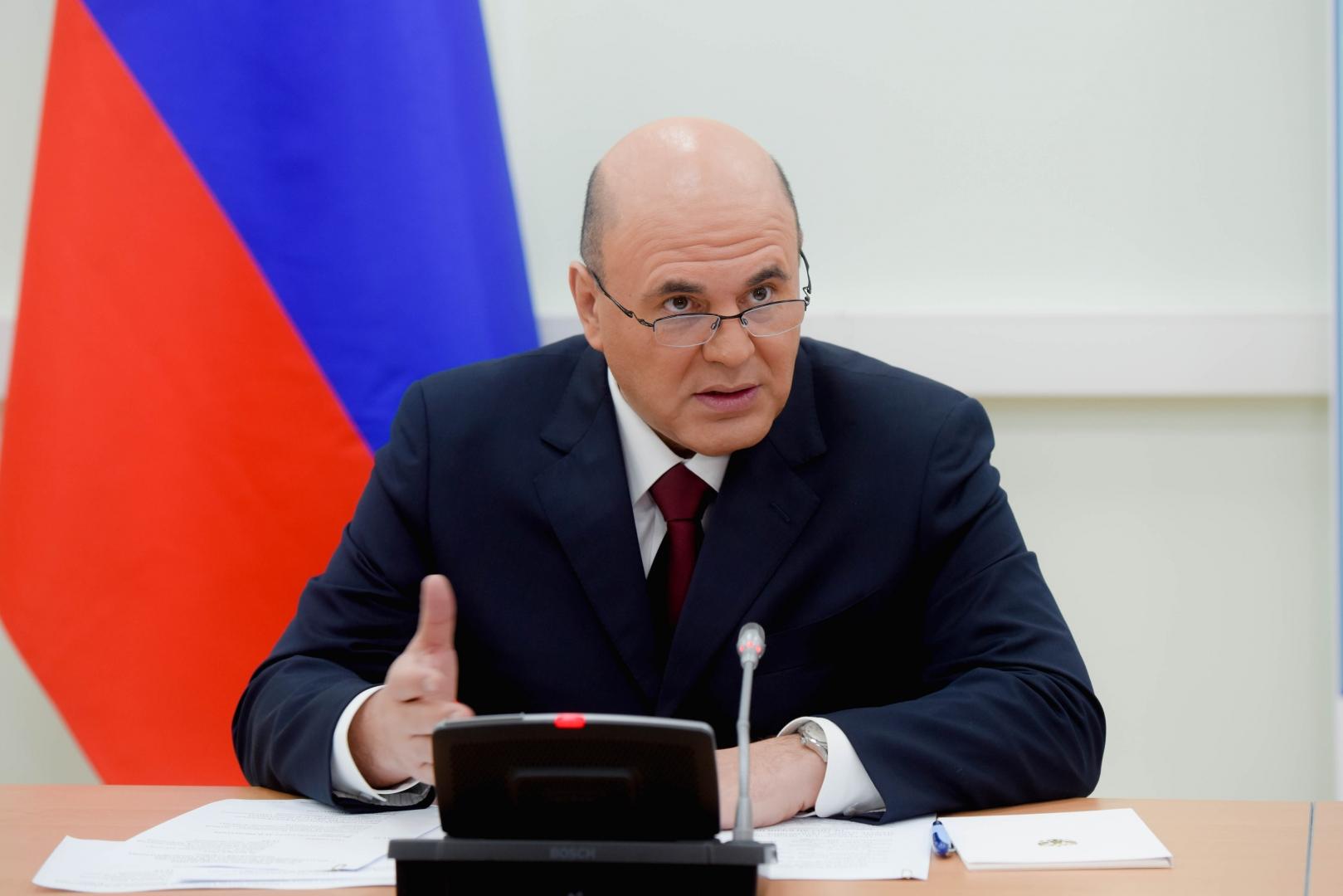 Мишустин рассчитывает на быстрое восстановление экономики России