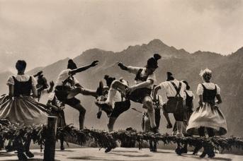 Танец шуплаттлер