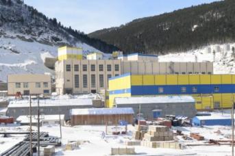 В Туве произошло обрушение выработки в одной из шахт ООО «Лунсин»