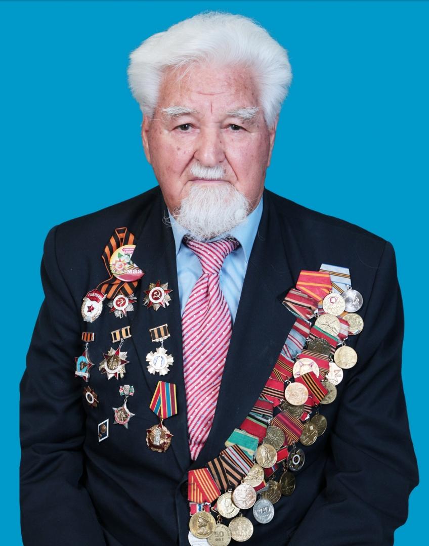 В Омске ушел из жизни ветеран войны Афанасий Кухтин