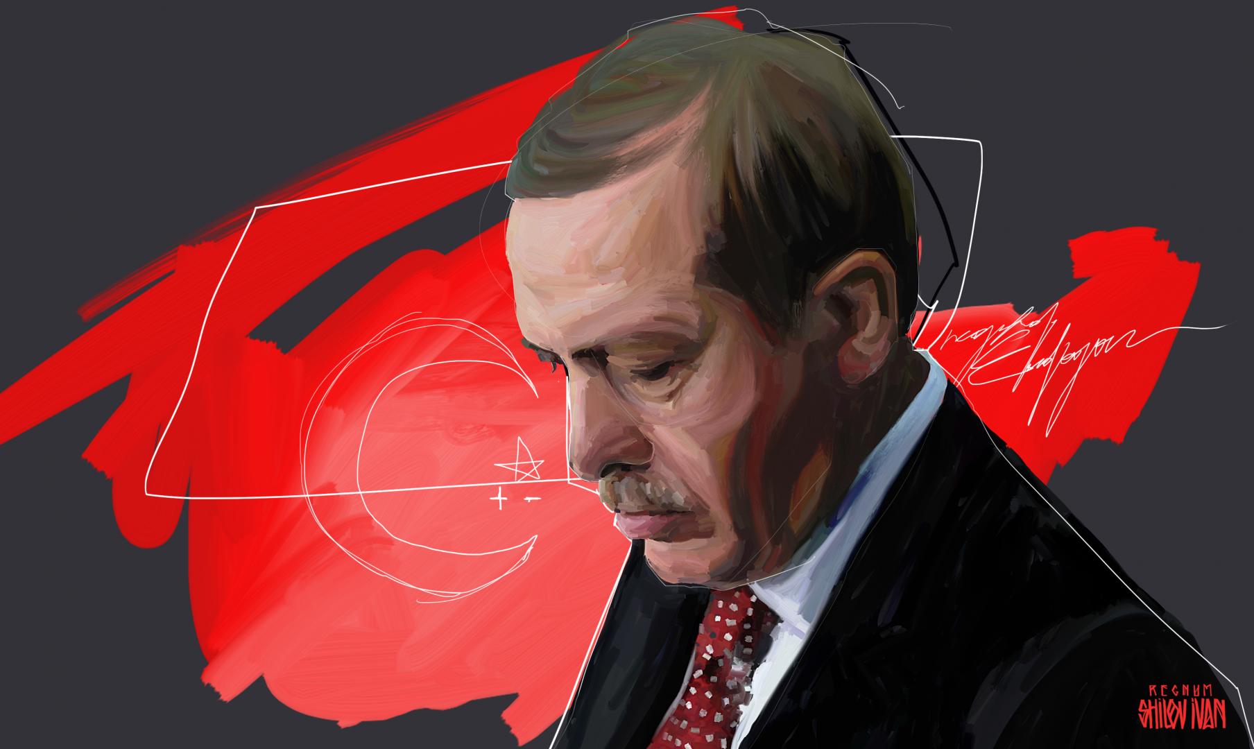 Эрдогана хотят превратить в Трампа