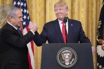 План США по ближневосточному урегулированию («Сделка века»), 28 января 2020 года