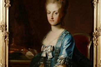 Мария-Каролина Австрийская, королева неаполитанская