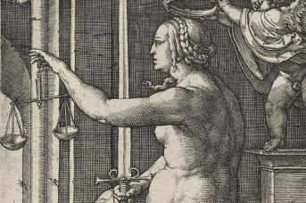 Лукс Ван Лейден. Правосудие