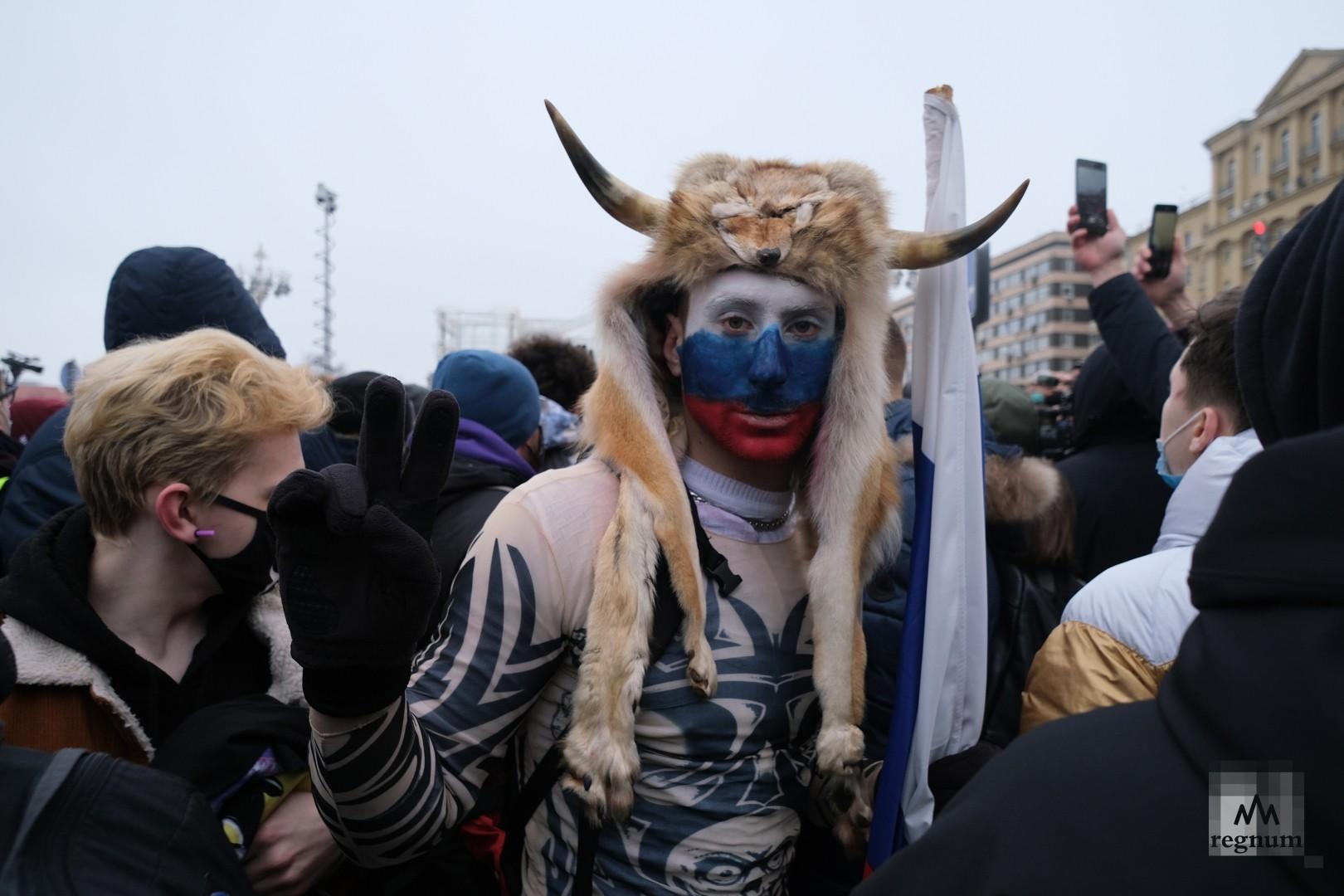 Путин прокомментировал прошедшие 23 января протесты