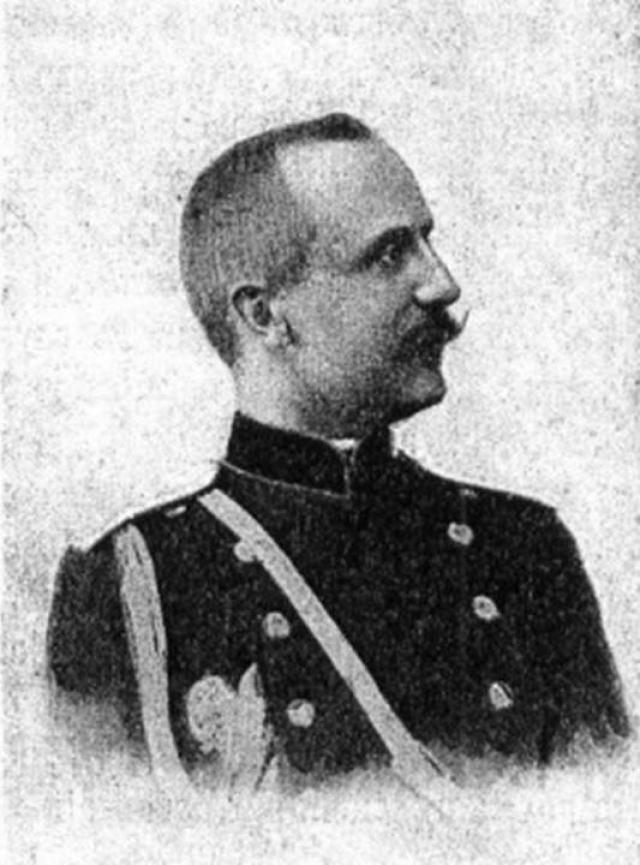 Алексей Вандам (Едрихин)