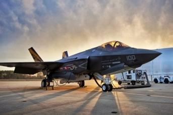 Lockheed Martin F-35B «Lightning II`s»