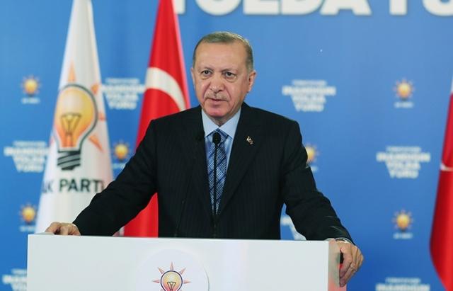 Реджеп Тайип Эрдоган. Партия справедливости и развития