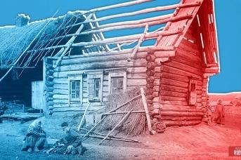 В деревне. 1891-1892