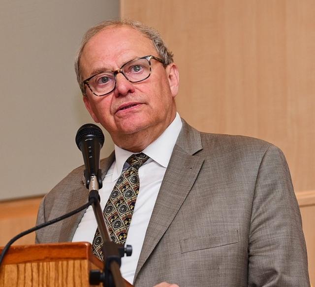 Андреас Ослунд. Старший научный сотрудник Атлантического совета