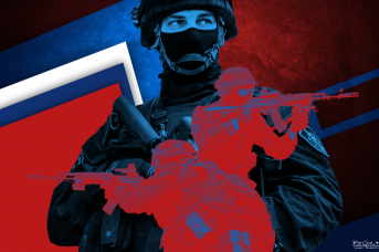 Солдаты России