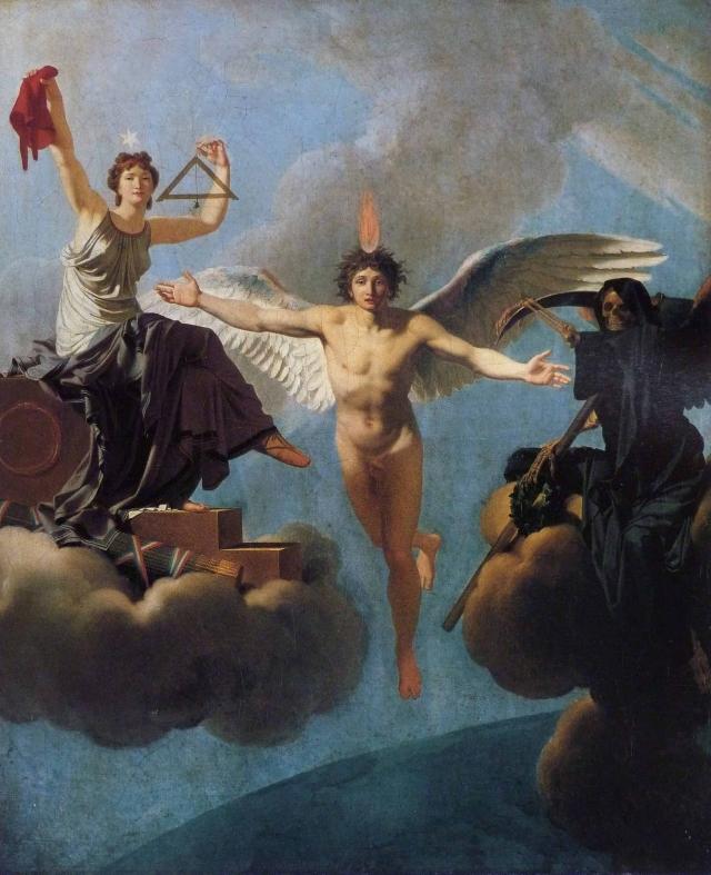 Жан-Батист Реньо. Свобода и смерть. 1795