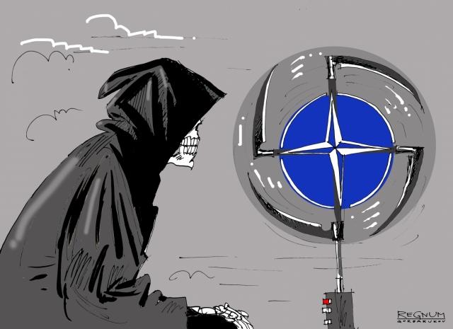 НАТО заявляет о лобовом противостоянии с Россией и Китаем