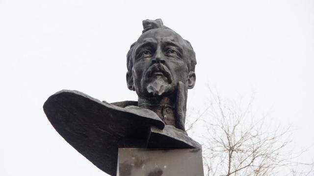 Памятник Ф.Э. Дзержинскому. Самара