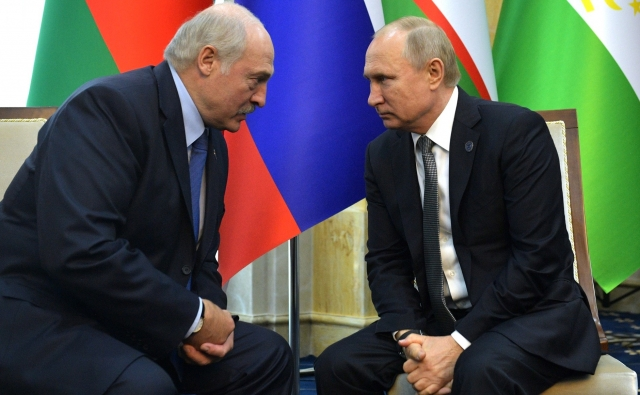 Сочинский поклон Лукашенко: к Путину приехал «хороший националист»