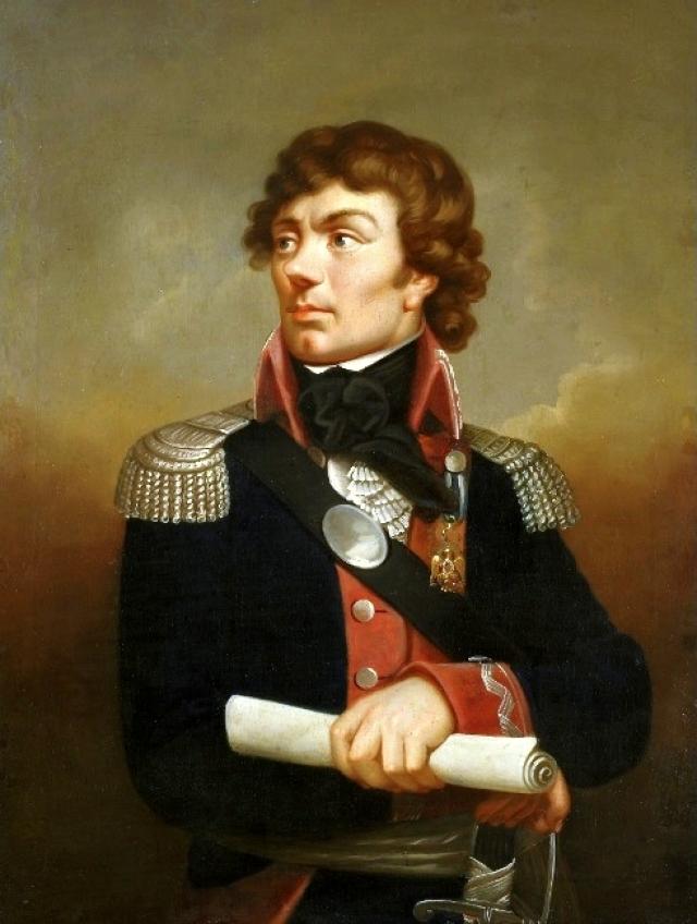 Карл Готблиб Швайкарт. Тадеуш Костюшко. 1802