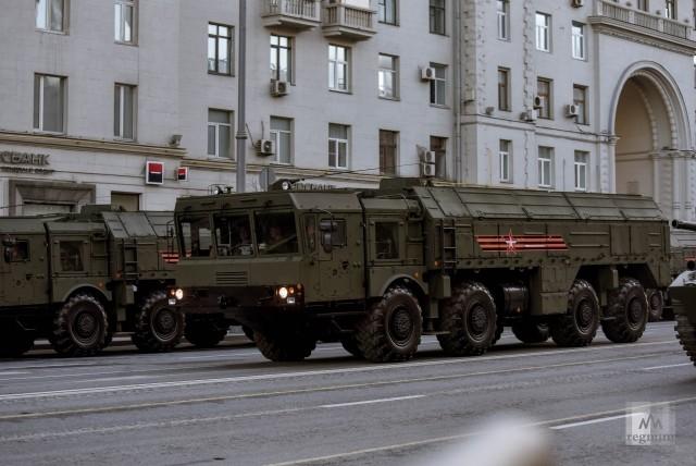 Российский комплекс «Искандер-М»