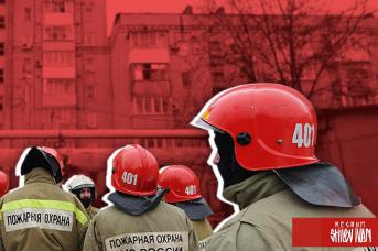 Спасатели на месте ЧП. Иван Шилов © ИА REGNUM