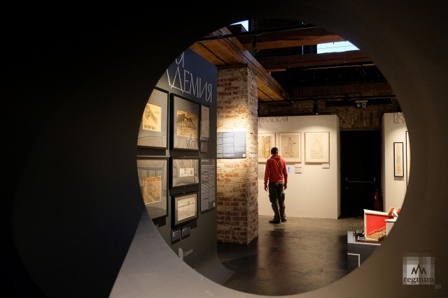 Выставка «ВХУТЕМАС-100. Иллюминаторы завтрашних городов. Архитектурный факультет»