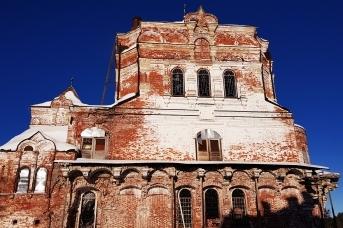 Архитектура собора наиболее изысканная