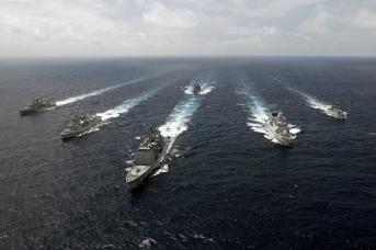 Корабли НАТО. U.S. Navy
