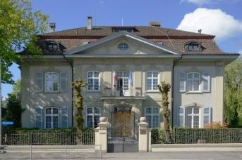 Резиденция Посольства Польши в Берне