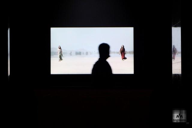 Выставка «Билл Виола. Путешествие души»