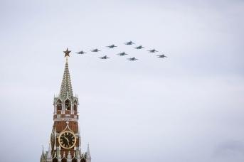 Су-35С, Су-34 и Су-30СМ