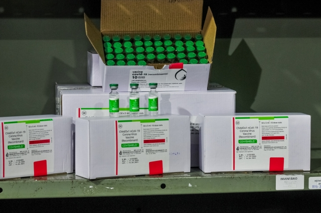 Вакцина от коронавируса компании AstraZeneca