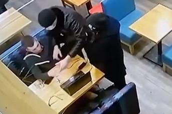 Нападение на журналиста ИА REGNUM Дмитрия Красноухова