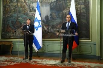 Габи Ашкенази и Сергей Лавров