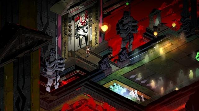 Игра Hades — победитель премии BAFTA Game Awards — 2021